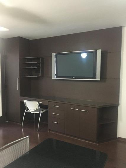 Flat Com 1 Quartos Para Alugar No Belvedere Em Belo Horizonte/mg - Mun2869