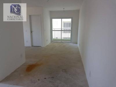 Apartamento Residencial À Venda, Vila Alto De Santo André, Santo André. - Ap6500