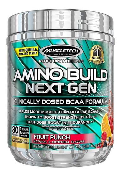 Amino Build Next Gen X 284 Gr Muscletech