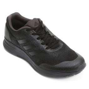 Tênis adidas Mana Bounce 2 Masculino Preto E Chumbo - B39021