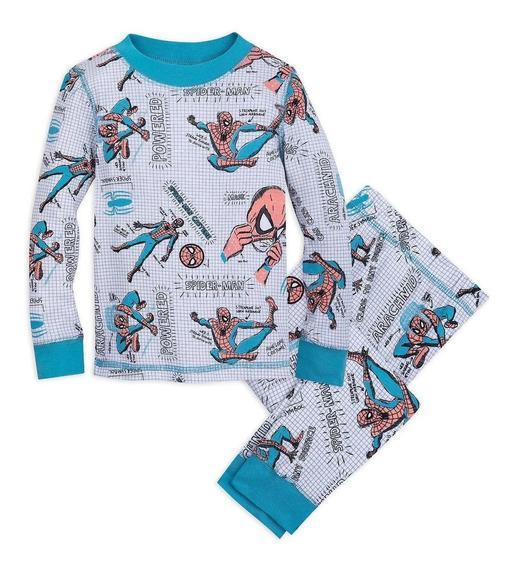 Pijama Original Disney, Marvel Spiderman, Hombre Araña-