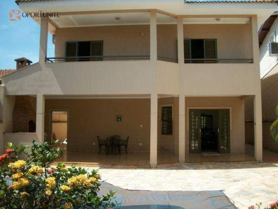 Casa Residencial À Venda, Ribeirânia, Ribeirão Preto - So0004. - Ca0450