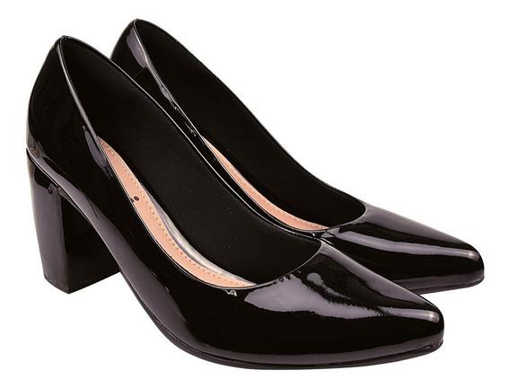Scarpin Sapato Feminina Chiquiteira Chiqui/5417421