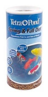 Tetra Pond 16467 705 Oz Spring Fall Diet Pond Comida De Pes