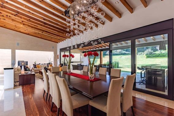 Hermosa Residencia En Venta En Rancho San Francisco