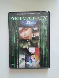 Animatrix Dvd 9 Cortos Del Increíble Mundo De Matrix