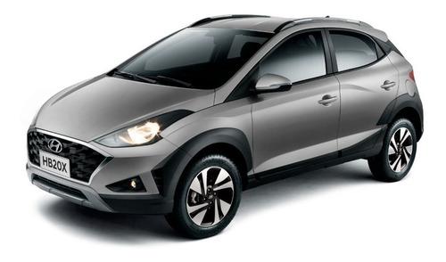 Imagem 1 de 9 de Hyundai- New Hb20x Vision 1.6 Automático/ 21/22