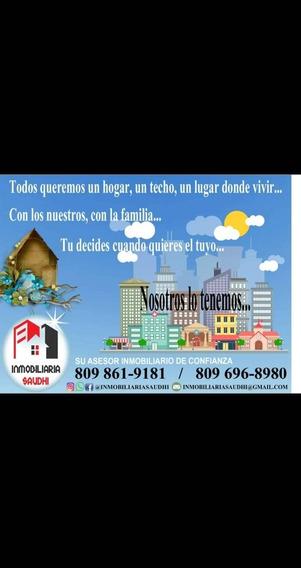 Alquiler Apartamentos Nuevos, 2 Habitaciones, Parqueo.