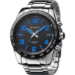 Relógio Curren Masculino Barato Garantia Nota 2288