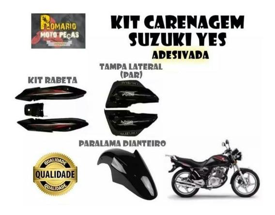 Carenagem Completa Suzuki Yes Adesivada