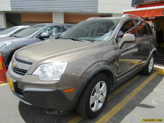 Chevrolet Captiva Sport 2.4 At