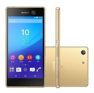 Sony Xperia M5 Dual E5643 4g Tela 5 C/ Defeito Não Liga