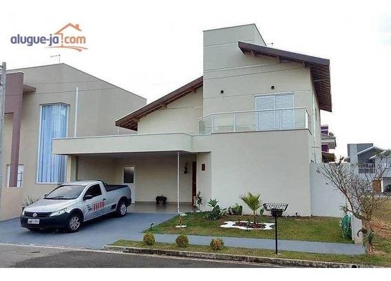 Casa Com 4 Dormitórios À Venda, 189 M² Por R$ 620.000 - Jardim Das Indústrias - São José Dos Campos/sp - Ca2561