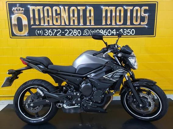 Yamaha Xj6n Abs 2017 Cinza