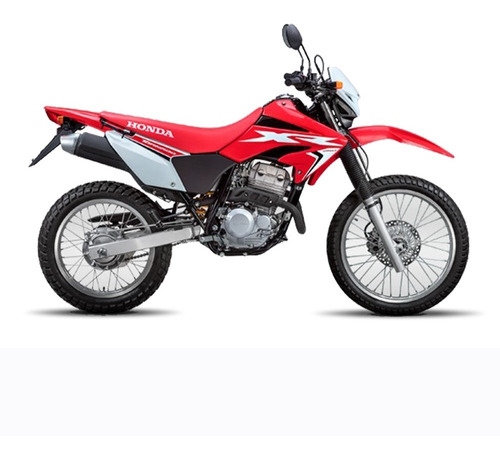Moto Honda Xr 250 Tornado 0km 2021 Negra