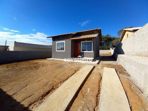 Imagem 1 de 13 de Casa Com 2 Dormitórios À Venda, 54 M² Jacaroá - Maricá/rj - Ca4551
