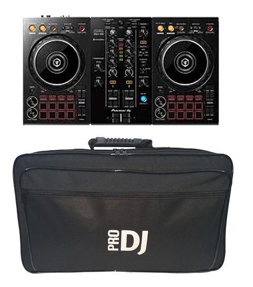 Controladora Ddj 400 Pioneer Dj Com Bag Kit Envio Já