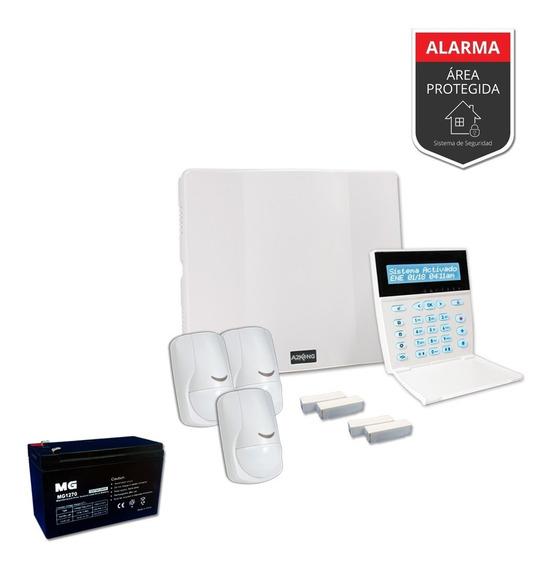 Alarma Casa Casa Cableado+sensor Magnetico