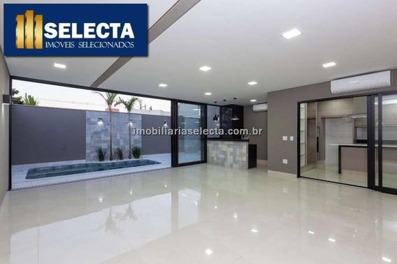Casa Condomínio 3 Quartos Para Venda No Condomínio Damha V Em São José Do Rio Preto - Sp - Ccd31028