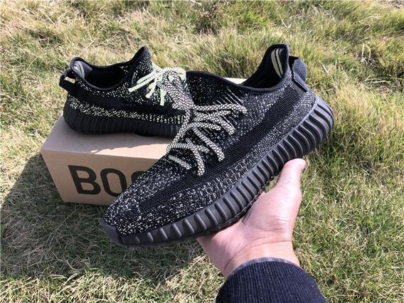 Yeezy Boost 350 V2- Static Black