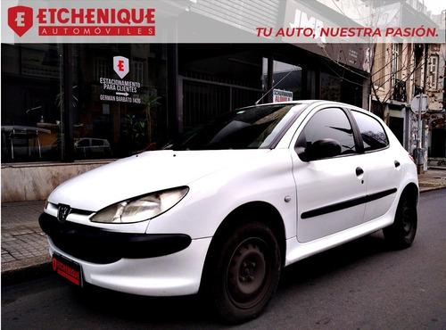 Peugeot 206 Xr 1.4 Muy Buen Estado!  Etchenique