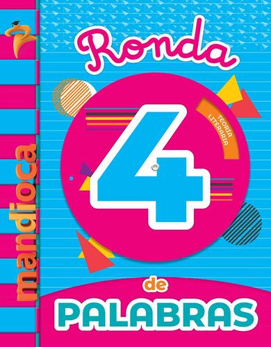 Imagen 1 de 1 de Ronda De Palabras 4 - Estación Mandioca -