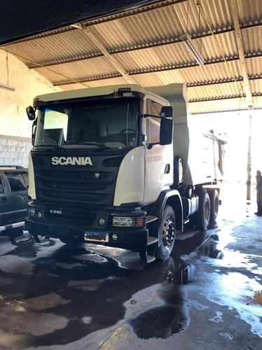 Scania G440 Basculante