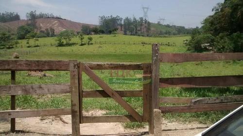 Imagem 1 de 8 de Terreno À Venda, 5300 M² Por R$ 370.000,00 - Itapema - Guararema/sp - Te1102