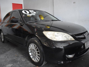 Civic 1.7 Ex 16v Gasolina 4p Automático