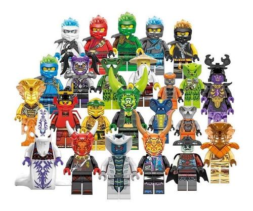 Imagen 1 de 1 de 24 Figuras Ninjago