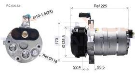Compressor Gm Silverado 6 Cilindros - Novo Sem Juros