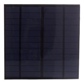 Mini Painel Placa Solar 145*145mm Policristalino 12v
