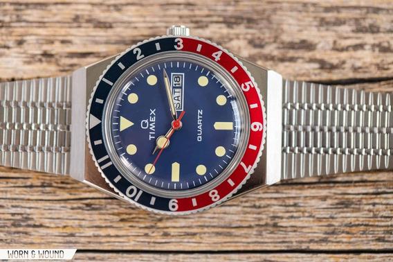 Relógio Timex Q Reissue Tw2t80700zv