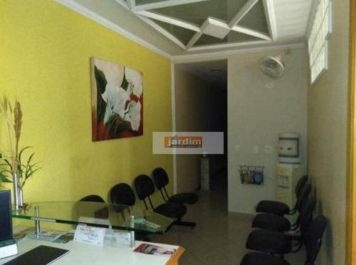 Sala, 33 M² - Á Venda Ou Aluguel - Centro - São Bernardo Do Campo/sp - Sa0342