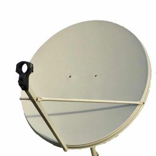 Pack X 5 Antenas Satelitales De 90 X 100 Cm Con Soporte