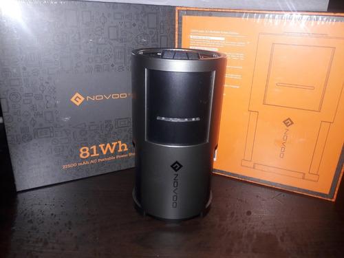 Powerbank Ups Novoo 22500 Ma - Enciende Modem Pc Laptop