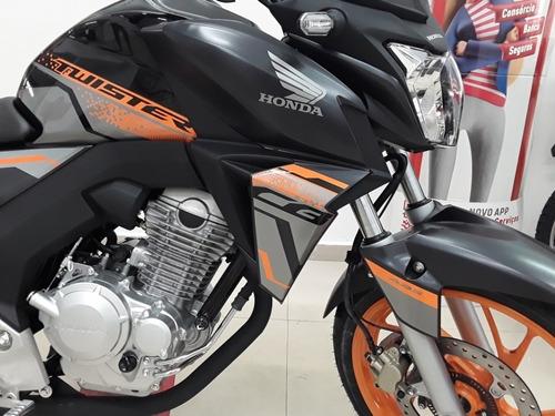 Imagem 1 de 15 de Nova Honda Twister Abs - Serie Especial Exclusividade.