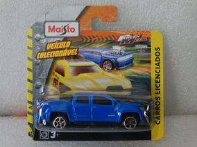 2015 Chevrolet Colorado Pickup Maisto 1:64