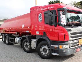 Scania Scania P 310 8x2 2017
