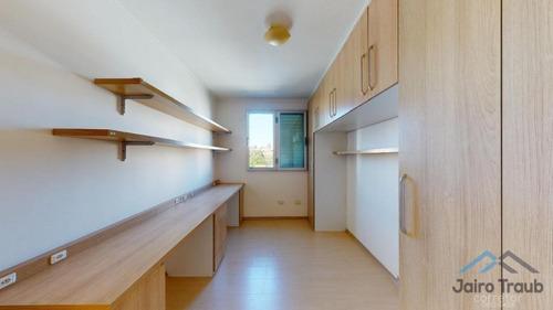 Apartamento  Com 3 Dormitório(s) Localizado(a) No Bairro Jabaquara Em São Paulo / São Paulo  - 17240:924638
