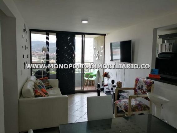 Apartamento Amoblado Arrendamiento Sabaneta 15754