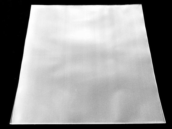 1000 Plásticos Externos 0,15 P/ Proteção Capa Lp Disco Vinil