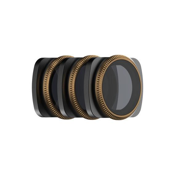Filtros Polar Pro Osmo Pocket Vivid Polarizados Nd4/8/16/pl