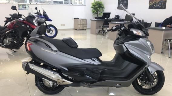 Suzuki Burgman 650 Executive 2018 Cinza (consultora Faby)