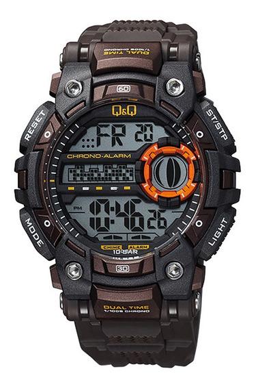 Relógio Q&q By Japan Masculino M161j002y C/ Garantia E Nf