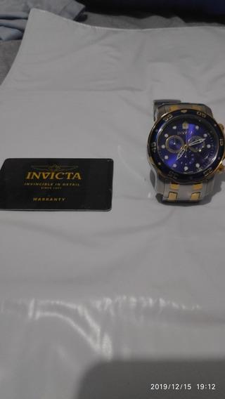 Relógio Invicta Pro Driver Original