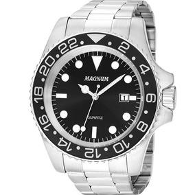 Relógio Magnum Masculino Original Garantia Nota Ma32934t