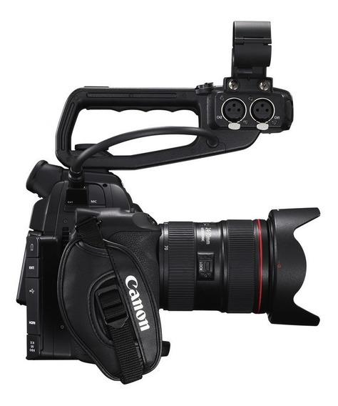 Todas As Partes Peças Acessórios Da Canon C100 - Consulte