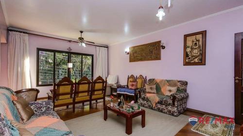 Excelente Casa, Vende-se, Alto Da Lapa, 400 M2 De Construção, 04 Suítes, 06 Vagas - Ca2067