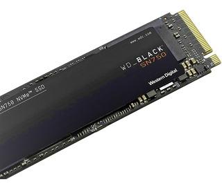Disco Ssd 1tb Western Digital Black Sn750 M.2 Nvme 1tb
